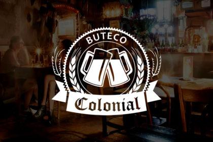 Criação Site Buteco Colonial