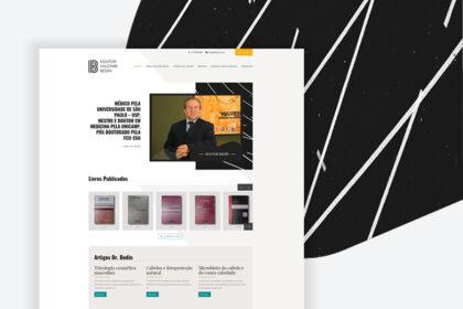 Design e Desenvolvimento de sites